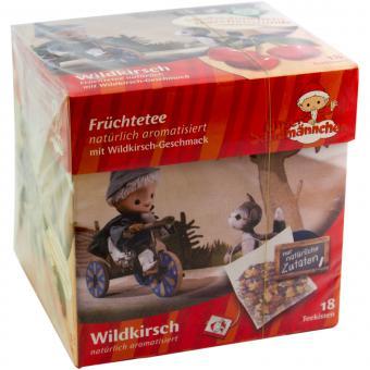 Thüringer Kräuterhof Sandmännchens Märchenstunde Wildkirsch