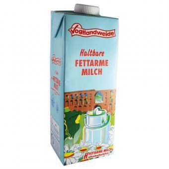 Vogtlandmilch H-Fettarme Milch 1,5% Fett 1 Liter