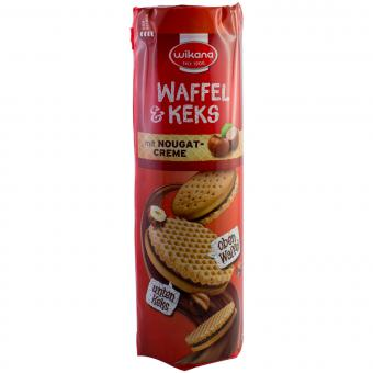 Wikana Waffel & Keks 225g