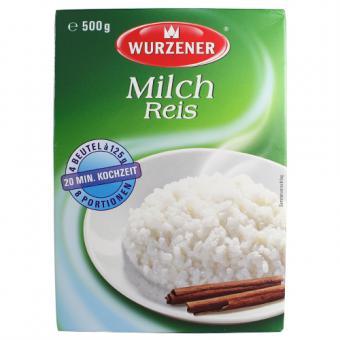 Wurzener Milchreis 500 g