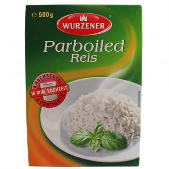 Wurzener Parboiled Reis 500 g