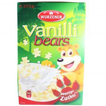 Wurzener Vanilli Bears 375g