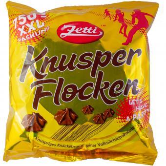 Zetti Knusperflocken XXL Packung 750 g