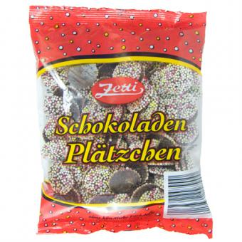 Zetti Schokoladen Plätzchen 150 g