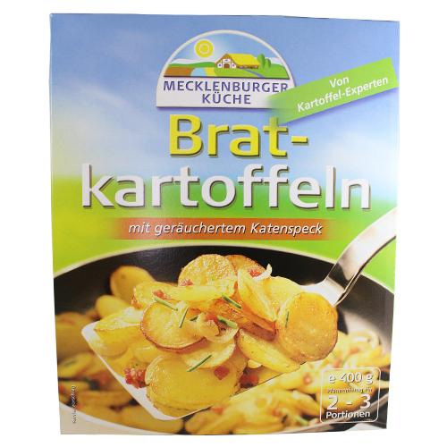 ossikiste.de | mecklenburger küche bratkartoffeln 400g | online kaufen - Mecklenburger Küche