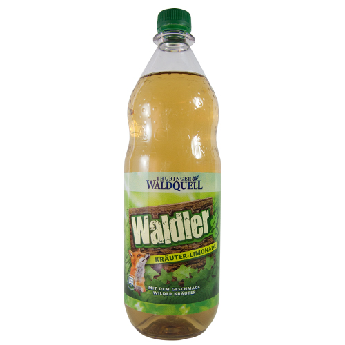 th ringer waldquell waldler 1 liter incl. Black Bedroom Furniture Sets. Home Design Ideas